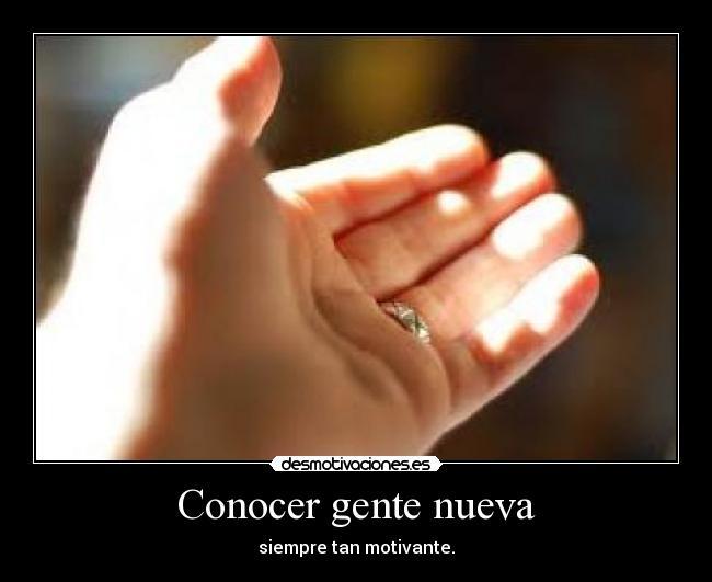 Conocer Gente-386589